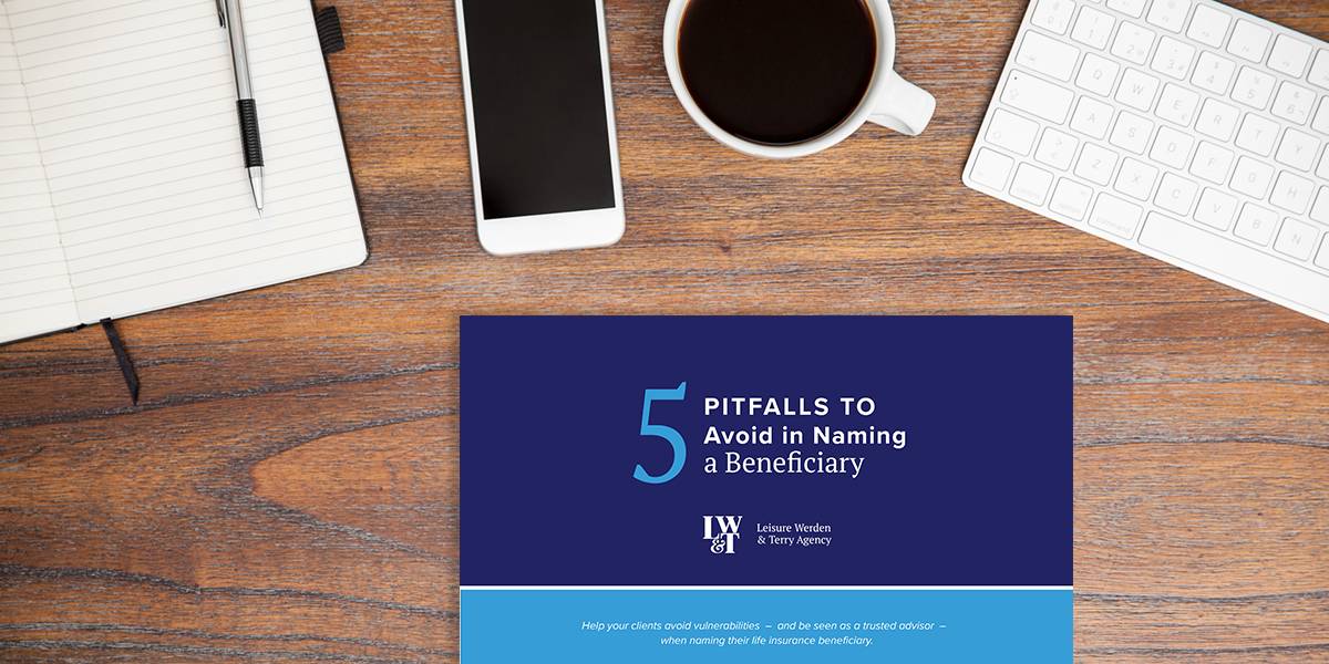 5 Pitfalls to Avoid in Naming a Beneficiary [Infographic]