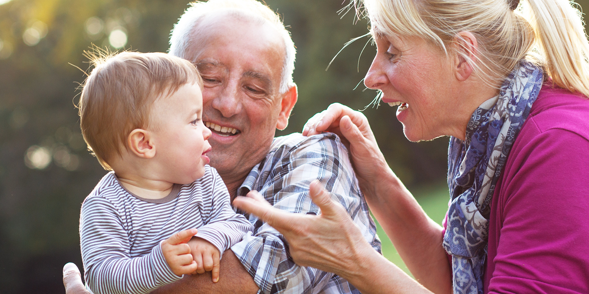 Insurance Agent Marketing Tip: Why Grandparents Need Life Insurance (VIDEO)
