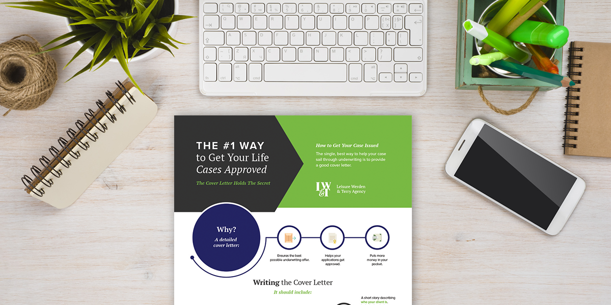 The #1 Way to Increase Life Insurance Sales (Infographic)